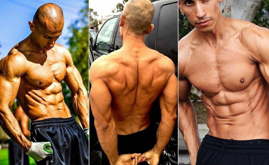 Vücut ağırlığı kas geliştirme kuvvet yağ yakımı